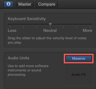 How to Insert Native Instruments Plug-ins in GarageBand