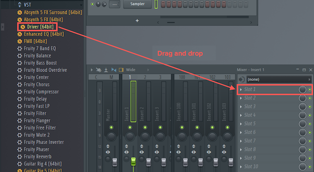 How to Insert Native Instruments Plug-ins in FL Studio 12 – Native