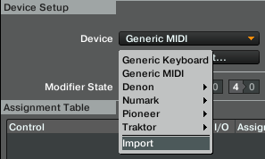 How to Set Up a Generic MIDI Controller in TRAKTOR – Native Instruments