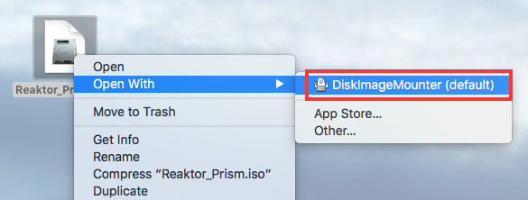 How to Mount an ISO Disk Image on OS X – Native Instruments