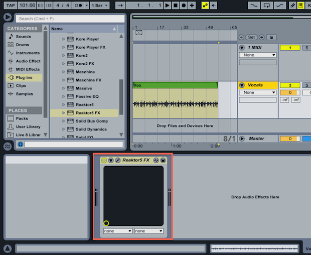How to Use RAZOR as a Vocoder in Ableton Live – Native Instruments