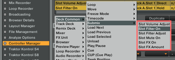 How to Use a MIDI Controller with the Remix Decks in TRAKTOR
