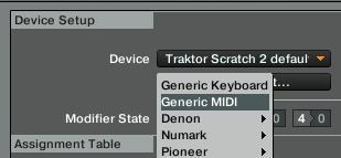 Add Generic MIDI