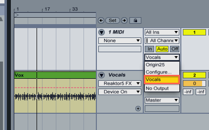 How to Use RAZOR as a Vocoder in Ableton Live – Native