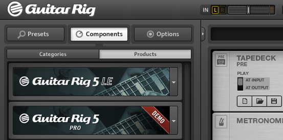 native instruments guitar rig pro