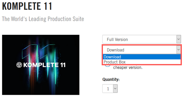 How to get native instruments komplete 11 for mac youtube.