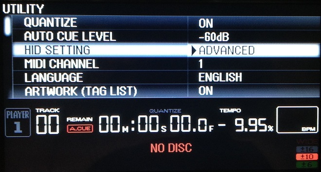 How to Set Up a Pioneer DJ Device for Advanced HID Control with