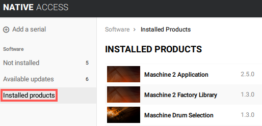maschine factory library r2r