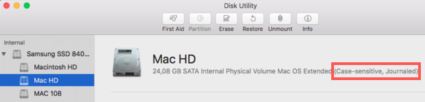 Notes on Hard Drive Formats on Mac Computers – Native Instruments